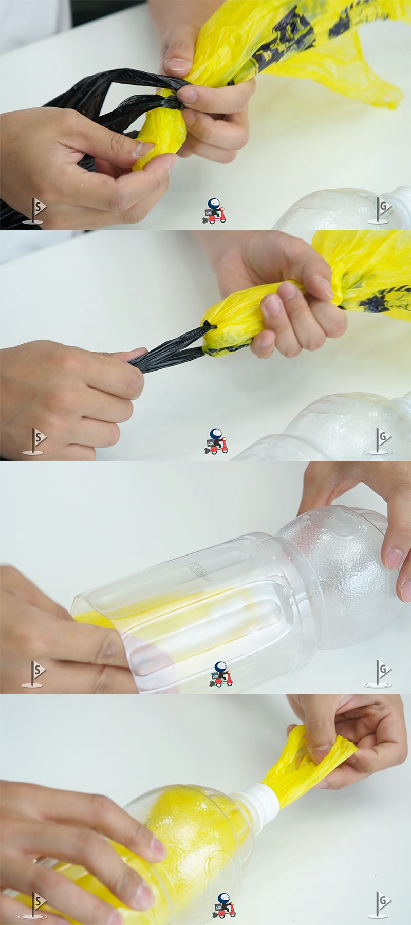 plastic bag life hacks 05