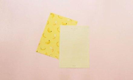 편지지 예쁘게 접는 법 4가지