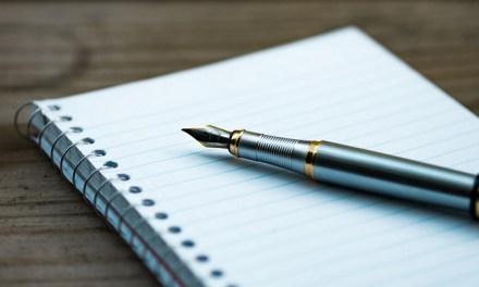 당신에게 글쓰기란?