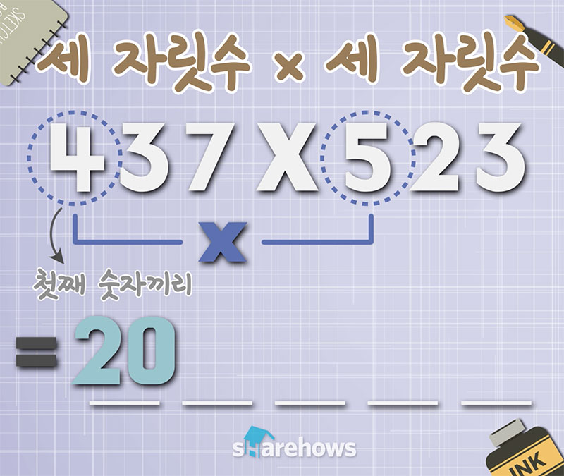 how to multiplication 16