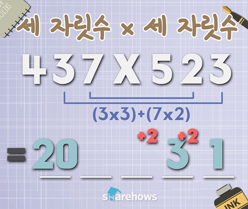 how to multiplication 19