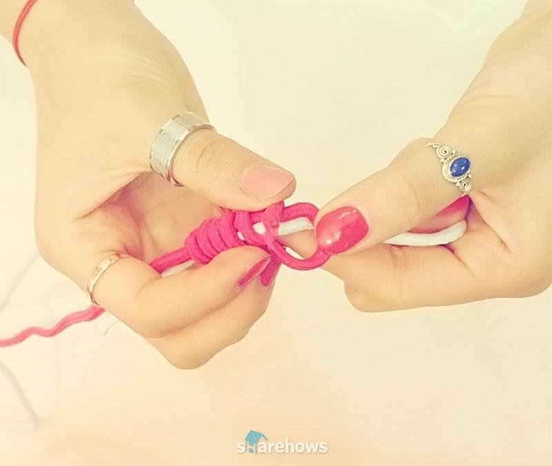 knot bracelet 09