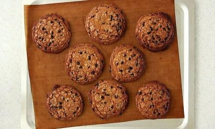 겉은 바삭 안은 쫀득 초코칩 쿠키 만들기!