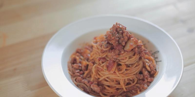 집에서 만드는 맛있는 홈메이드 토마토파스타!!