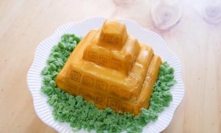 '엘도라도' 황금케이크 만들기