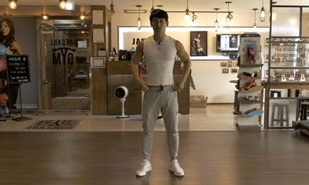 군살 뜯어내는 애니멀 트레이닝 3종 세트