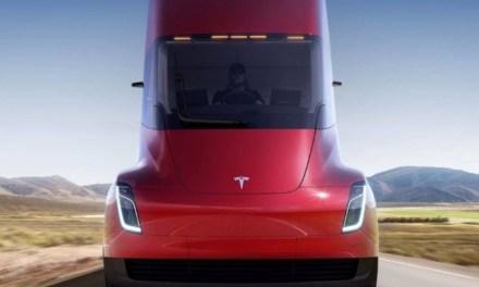 트랜스포머에 등장하는 '옵티머스 프라임'같은 트럭을 곧 현실에서 만나볼 수 있다.
