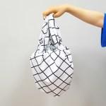 천 하나로 초간단 가방 만드는 방법