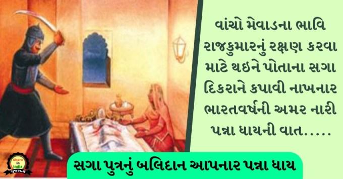 Panna Dhai story