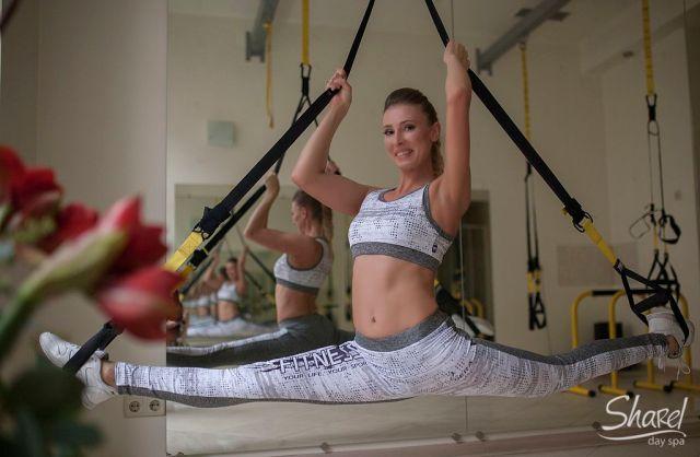 Йога, TRX, функціональні тренування