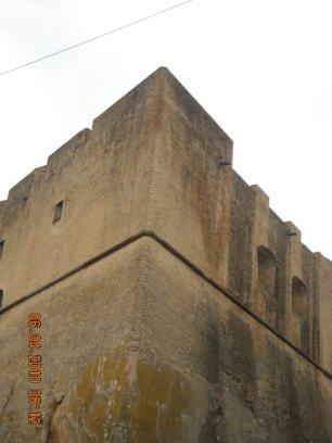 Castle S. Elmo in Naples