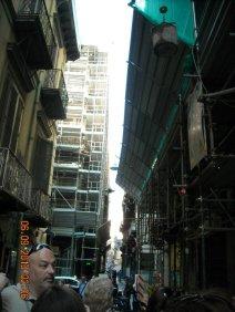 Streets in Napoli