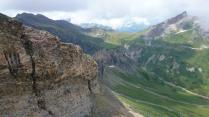 Beaufortain cliffs