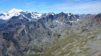The pass I launched from, Weisshorn