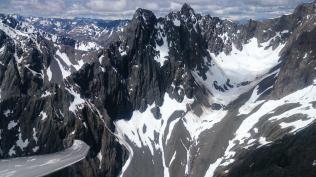 Mt Huxley, 7 Dec