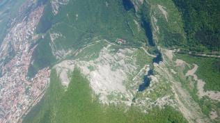 Cliffs near Vratsa