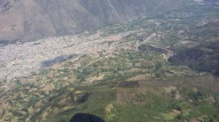 Getting up over Abancay