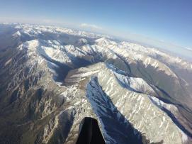 Views towards Bariloche
