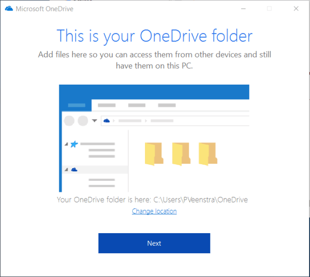 OneDrive - Getting the latest Insider updates - Files On-Demand 2
