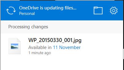 OneDrive - Getting the latest Insider updates - Files On-Demand 13