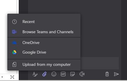 Microsoft Teams - Conversations around a document 9