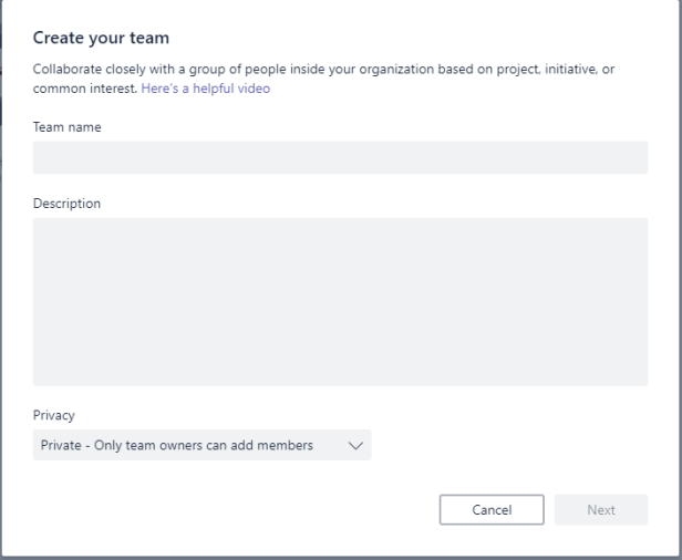 Office 365 - Microsoft Teams vs Microsoft Teams 1