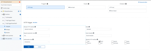Azure Function Apps - SharePoint lists - Creating web hooks that run PowerShell triggered by item creation Microsoft Azure, Microsoft Office 365 integrate