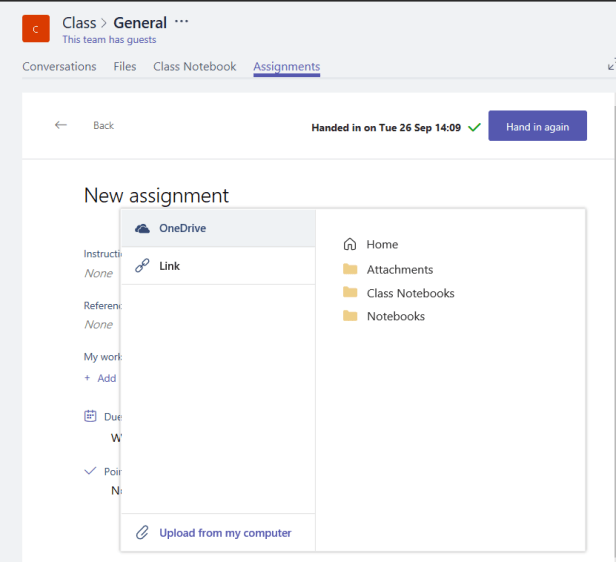 Microsoft Teams - Roles, a deep dive through Assignments 9