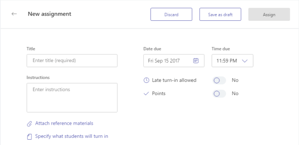 Microsoft Teams - Assignments with guests 2