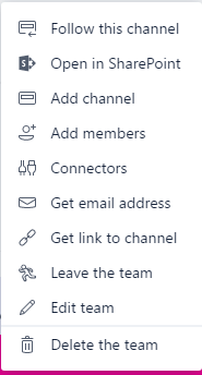 Microsoft Teams - Bots and Settings 4