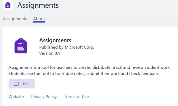 Microsoft Teams - Roles, a deep dive through Assignments 19