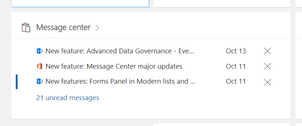 Office 365 - Major updates have arrived 2