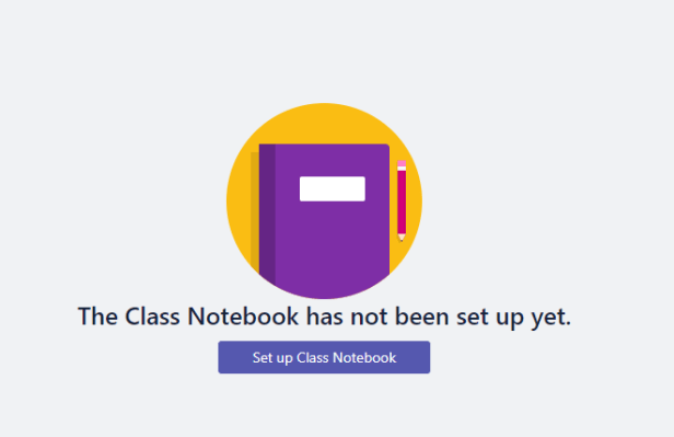 Microsoft Teams - Notebooks, Sections and Pages in Education 4
