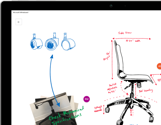 Microsoft Whiteboard, the next new thing in the Office 365 family 2