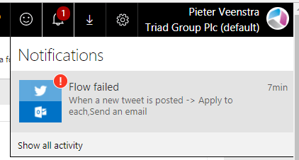 How reliable is Microsoft Flow? Microsoft 365