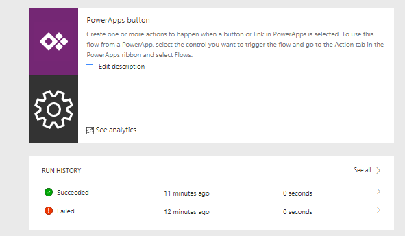 PowerApps - Start your Microsoft Flow from PowerApps Microsoft 365, Microsoft Power Apps