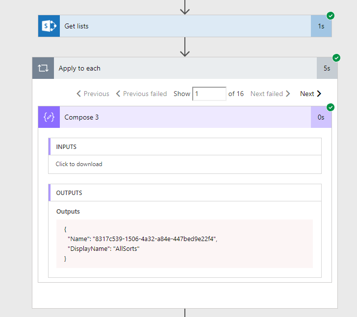Using the REST API in Power Automate to get all lists in a SharePoint site Microsoft Flow, Microsoft Office 365, Microsoft SharePoint getlists