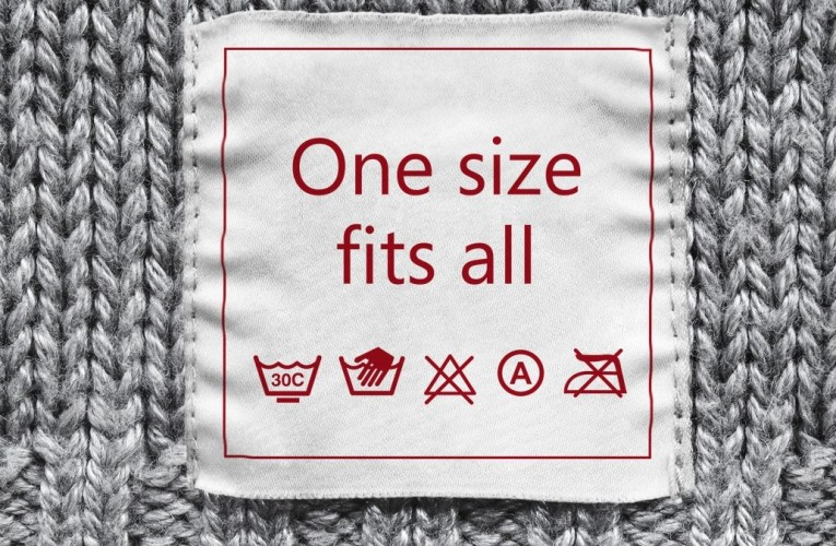 One size fits all? Not when it comes to IT