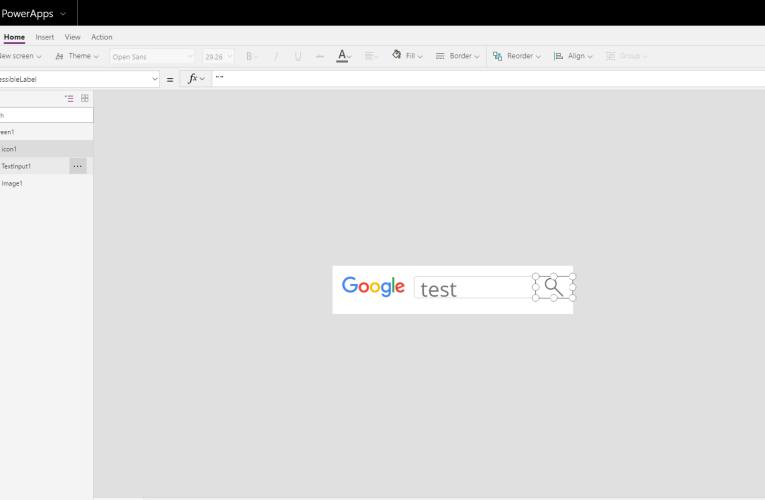 PowerApps – Add a Google search web part to your modern SharePoint page in 5 minutes