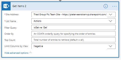 Negative Filter
