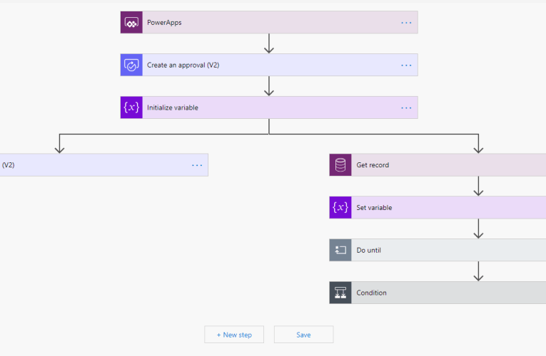 Cancel your pending approvals in Microsoft Flow