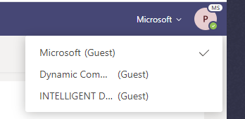 5 reasons why you get a different user experience when you join a Microsoft Teams meeting Microsoft 365