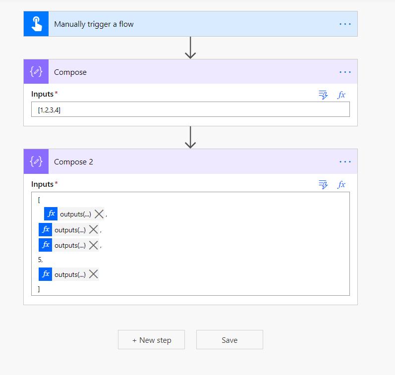 Edit an array