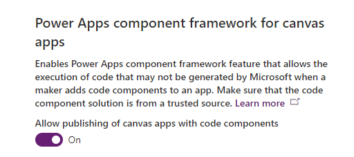 'Real' code to extend Power Apps 15