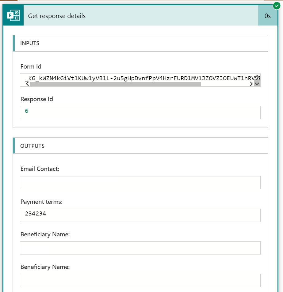 Microsoft Forms and Forms Pro in Power Automate 7
