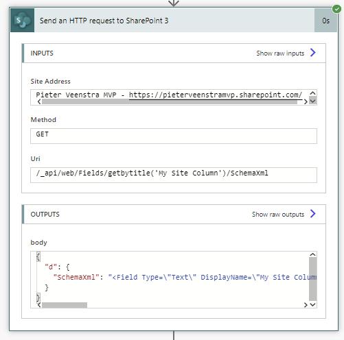 Create a SharePoint list using Power Automate 4
