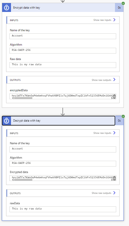 Azure Key Vault and Power Automate 9