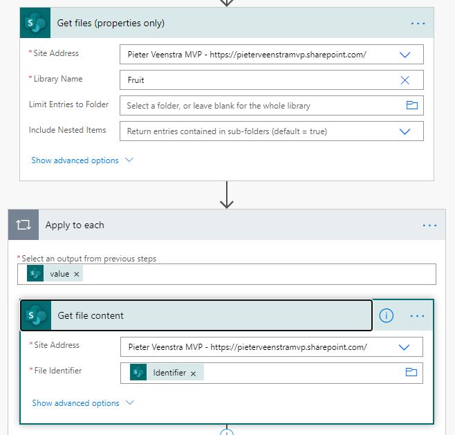 Use Azure Computer Vision to name your images with Power Automate 4