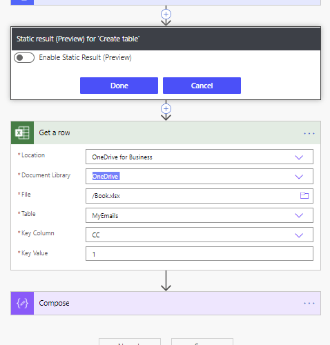 Just 3 clicks to disable an action in Power Automate