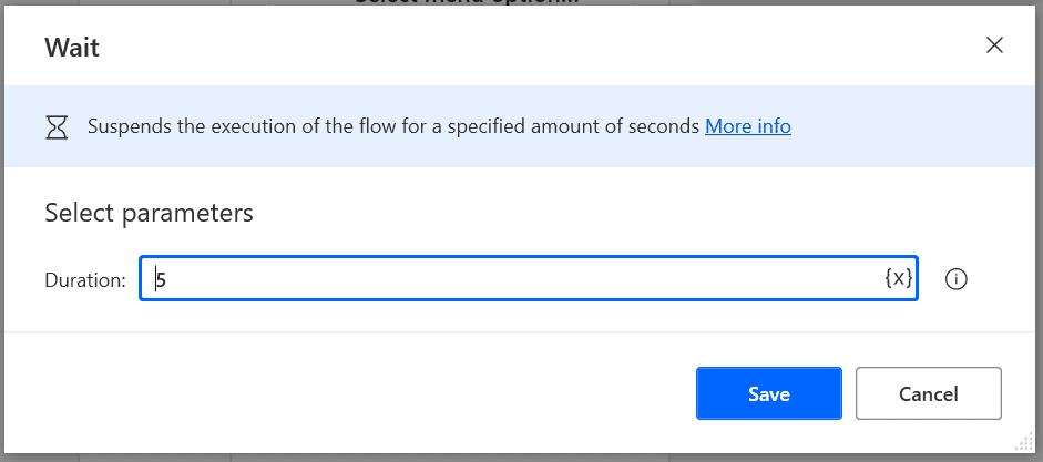 Set yourself to Do Not Disturb using Power Automate Desktop Microsoft Office 365, Microsoft Power Automate image 37